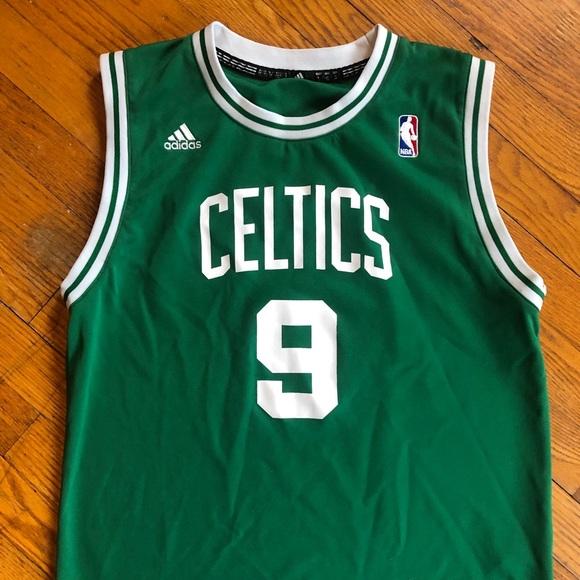 43778c6a8d2 adidas Shirts & Tops | Rajon Rondo Boston Celtics 9 Jersey | Poshmark